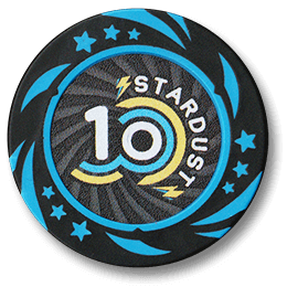 Фишка для покера Stardust номиналом 10