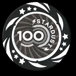 Фишка для покера Stardust номиналом 100