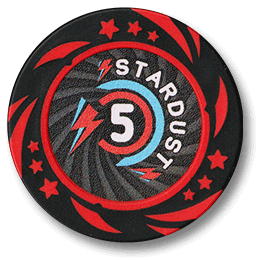 Фишка для покера Stardust номиналом 5