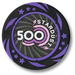Фишка для покера Stardust номиналом 500