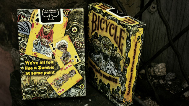 Коробки карт Bicycle Everyday Zombies
