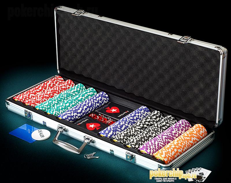 Наборы Для Покера 500